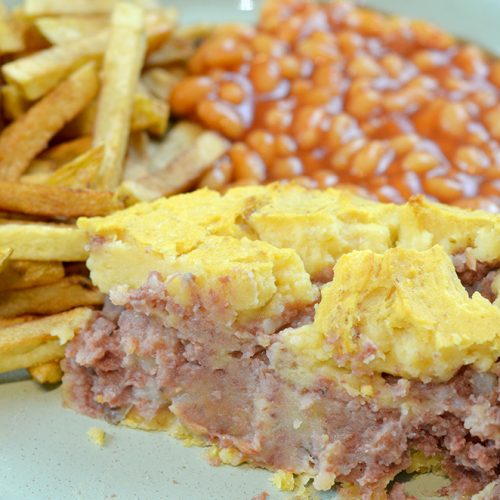 How to make a good corned beef pie